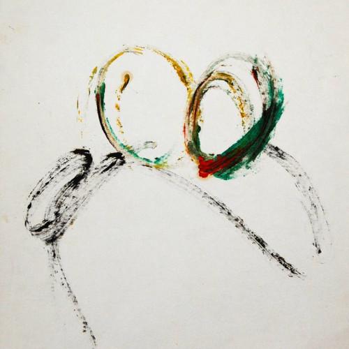 Dos figuras. 1964-67