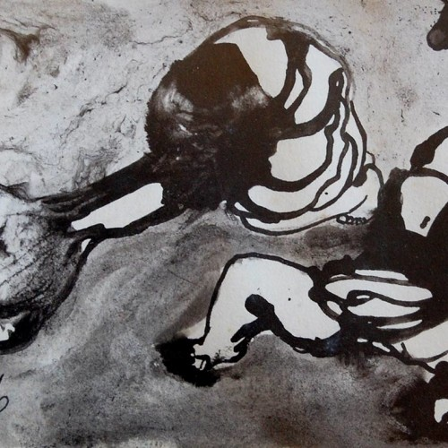Dos figuras. 1962-64