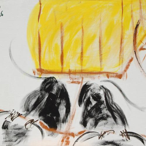El carro de bueyes, 1986