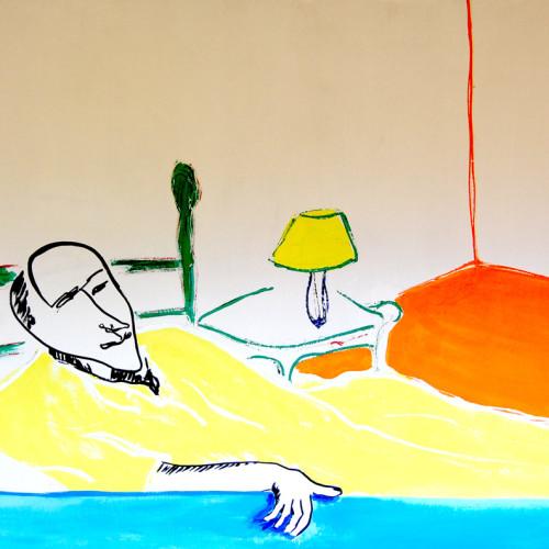 Hombre en la cama, 1984