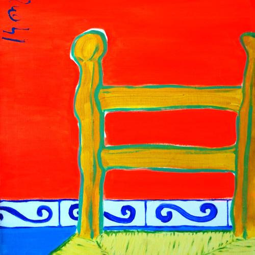 La silla de van Gogh, 1989