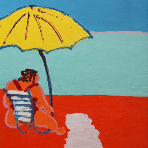 La sombrilla amarilla, 1997