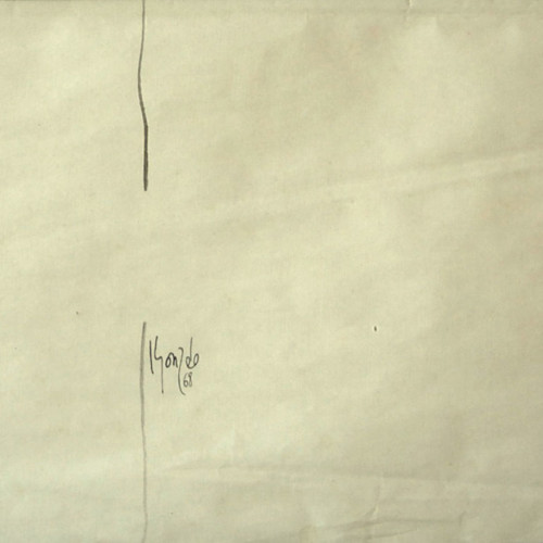 La vida IV: Nada. Mallorca, 1968