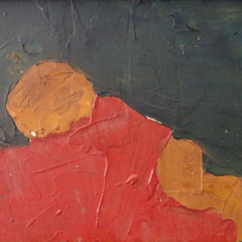 Nacimiento. Piedralaves, 1961