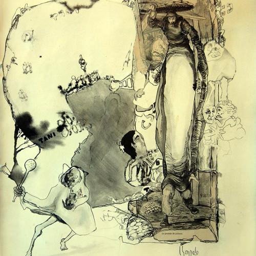 El Pescador. París, 1965