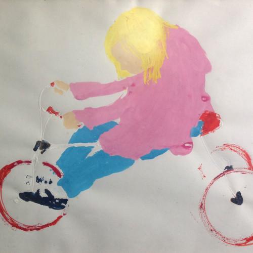 Vio en triciclo. 1989